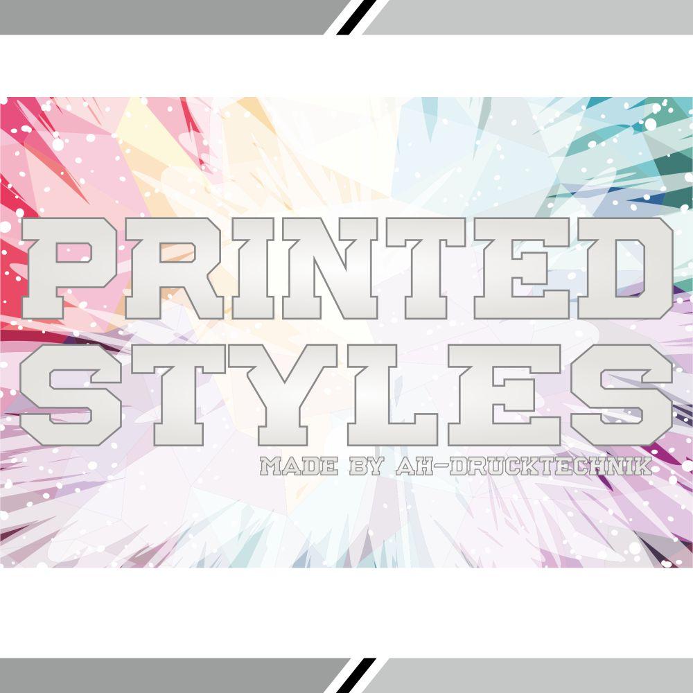 Printed Styles